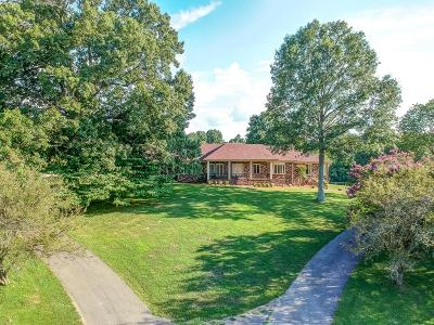 Mount Juliet Single Family Home For Sale: 3770 Nonaville Rd