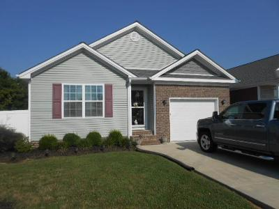 Christian County Single Family Home For Sale: 211 Eagle Cove Dr
