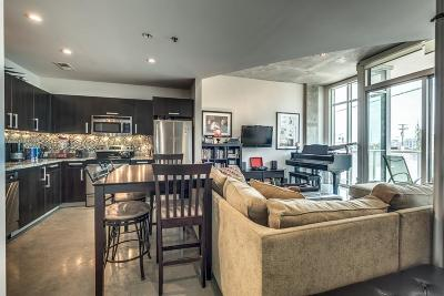 Nashville Condo/Townhouse For Sale: 600 12th Ave S Apt 409