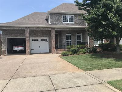 Sumner County Single Family Home For Sale: 156 Tara Ln