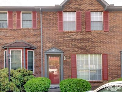 Antioch Condo/Townhouse For Sale: 615 Hickory Glade Ct