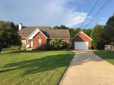 Sumner County Single Family Home For Sale: 108 Chatsworth Ct
