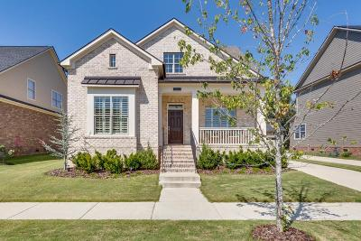 Nolensville Single Family Home Under Contract - Not Showing: 607 Riverdene Drive #21