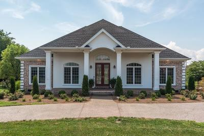 Gallatin Single Family Home For Sale: 2035 Rodman Blvd