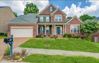 Davidson County Single Family Home For Sale: 1232 Beech Hollow Dr