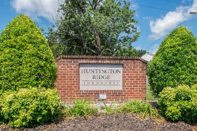Condo/Townhouse Under Contract - Showing: 518 Huntington Ridge Dr