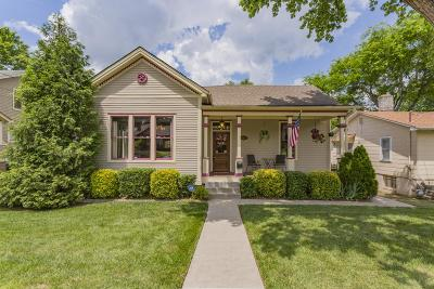 Nashville Single Family Home For Sale: 1613 Shelby Ave