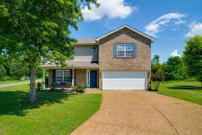 Mount Juliet Single Family Home For Sale: 5056 Timber Trail Dr