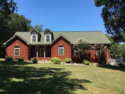 Lewisburg Single Family Home For Sale: 2089 Paradise Dr