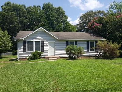 Montgomery County Single Family Home For Sale: 563 Donna Dr