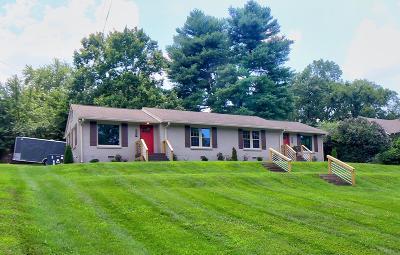 Davidson County Multi Family Home For Sale: 2406 Porter Rd