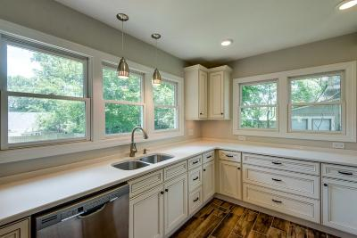 Nashville Single Family Home For Sale: 1106 Petway Ave