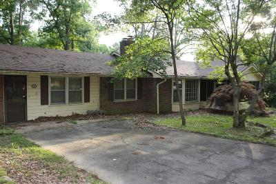Christian County Single Family Home For Sale: 125 N Sunset Circle