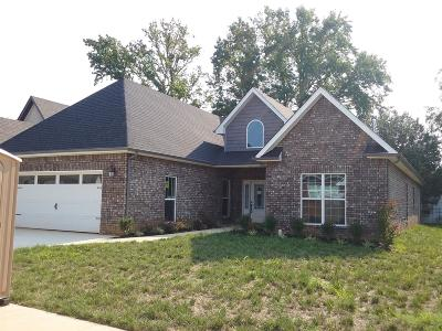 Clarksville Single Family Home Under Contract - Showing: 26 Village Terrace