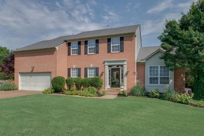 Nashville Single Family Home For Sale: 204 Cold Spring Ct