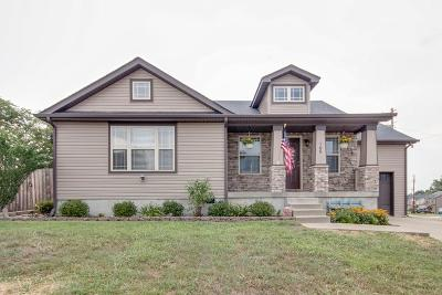 Rutherford County Single Family Home Under Contract - Not Showing: 700 Rock Glen Trce