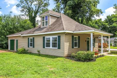 Murfreesboro Single Family Home Under Contract - Showing: 820 Lee Street