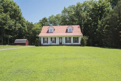 Murfreesboro Single Family Home For Sale: 6649 Halls Hill Pike