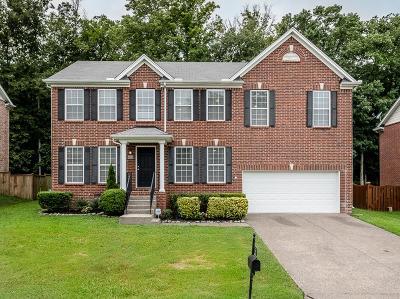 Smyrna Single Family Home For Sale: 3922 Signature Ct