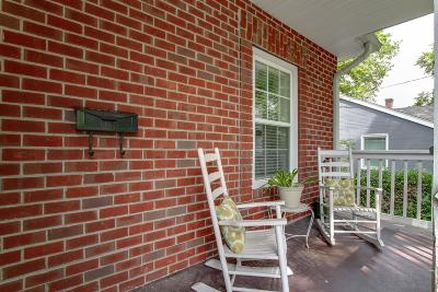 Nashville Single Family Home For Sale: 1834 4th Ave N