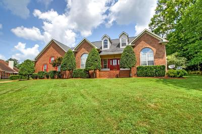 Hendersonville Single Family Home Under Contract - Showing: 1103 Stirlingshire Dr