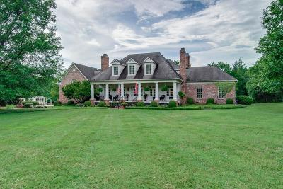 Davidson County Single Family Home For Sale: 6255 Hillsboro Pike