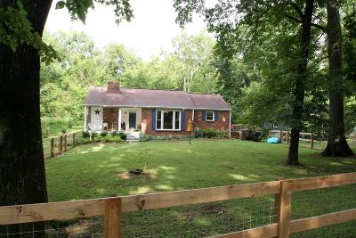 Davidson County Single Family Home For Sale: 4611 Medora Ave