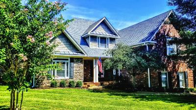 Hermitage Single Family Home For Sale: 5829 Seven Points Trace