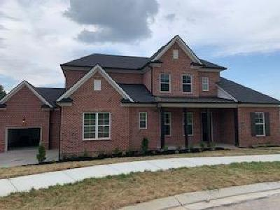 Franklin Single Family Home Under Contract - Showing: 2022 Orange Leaf Circle