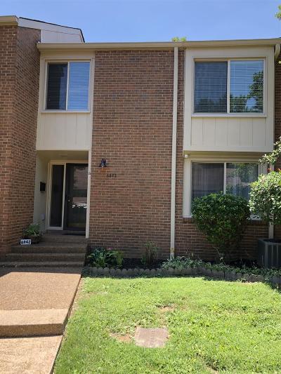 Nashville Rental For Rent: 6942 Highland Park Drive