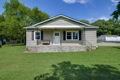 Davidson County Single Family Home For Sale: 133 Lanier Dr