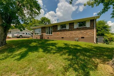 Nashville  Single Family Home For Sale: 504 Continental Dr