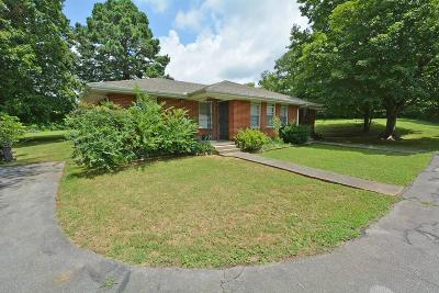 Clarksville Multi Family Home For Sale: 961 Dover Rd