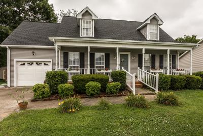 Sumner County Single Family Home For Sale: 529 Autumndale Dr