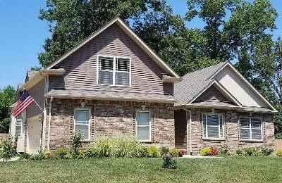 Clarksville Single Family Home For Sale: 1471 Trainer Rd.
