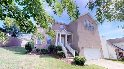 Lavergne Single Family Home For Sale: 7012 Zither Ln