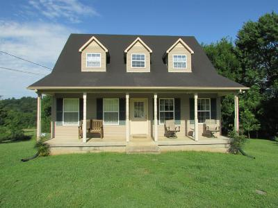 Culleoka Single Family Home For Sale: 3878 Pulaski Hwy