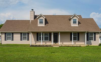 Rutherford County Single Family Home For Sale: 4222 Higdon Dr