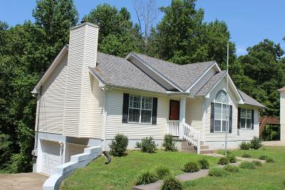 Kingston Springs Single Family Home For Sale: 1178 Simms Heights Rd