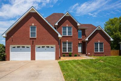 Clarksville TN Single Family Home For Sale: $235,000