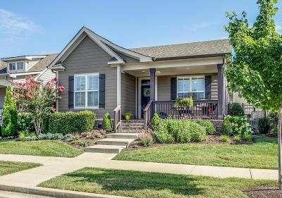 Spring Hill Single Family Home For Sale: 4128 Turnberry Rd