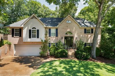 Sumner County Single Family Home For Sale: 109 Bentree Dr