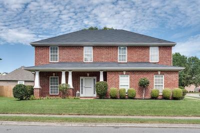 Franklin Single Family Home For Sale: 401 Eastover Ct