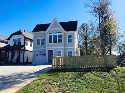 Nashville Single Family Home For Sale: 5323 Illinois Avenue
