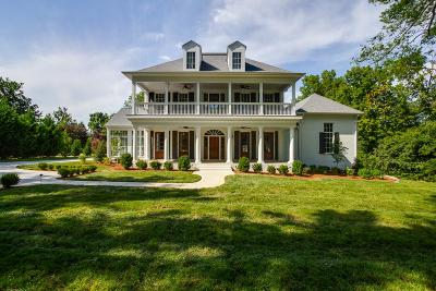 Nashville Single Family Home For Sale: 808 Crestwood Drive