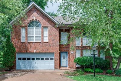 Davidson County Single Family Home For Sale: 3504 Greenwood Dr