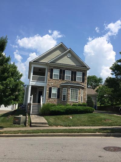 Nashville Single Family Home For Sale: 9063 Rigden Mill Dr