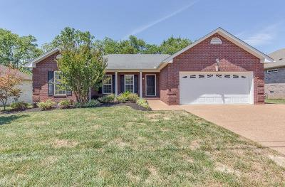 Gallatin Single Family Home For Sale: 242 Osprey Dr