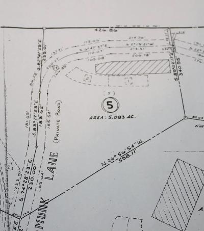 Nashville Residential Lots & Land For Sale: 7621 Chipmunk Ln