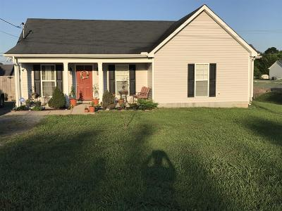 Bedford County Single Family Home Under Contract - Showing: 109 Briar Patch Dr